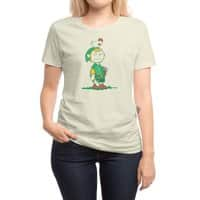 A Hero Named... - womens-regular-tee - small view