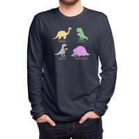 Omnomnomnivore - mens-long-sleeve-tee - small view
