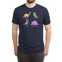 Omnomnomnivore - mens-triblend-tee - small view