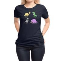 Omnomnomnivore - womens-regular-tee - small view