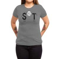 S-HI-T!! - womens-triblend-tee - small view