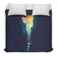 I Want My Blue Sky - duvet-cover - small view
