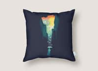 I Want My Blue Sky - throw-pillow - small view