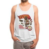 The Bearshevik Revolution - mens-triblend-tank - small view