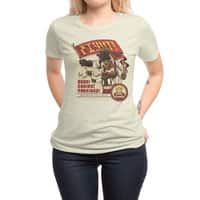 The Bearshevik Revolution - womens-regular-tee - small view