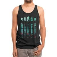 The Plague - mens-triblend-tank - small view