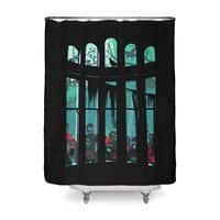 The Plague - shower-curtain - small view