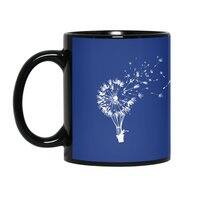 Going Where the Wind Blows - black-mug - small view