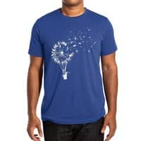 Going Where the Wind Blows - mens-extra-soft-tee - small view