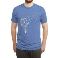 Going Where the Wind Blows - mens-triblend-tee - small view