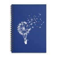 Going Where the Wind Blows - spiral-notebook - small view
