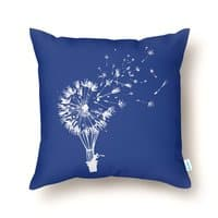 Going Where the Wind Blows - throw-pillow - small view