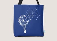 Going Where the Wind Blows - tote-bag - small view