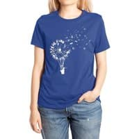 Going Where the Wind Blows - womens-extra-soft-tee - small view