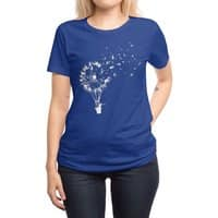 Going Where the Wind Blows - womens-regular-tee - small view
