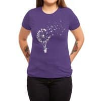 Going Where the Wind Blows - womens-triblend-tee - small view