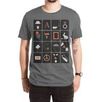 Pictures and Conversations - mens-extra-soft-tee - small view