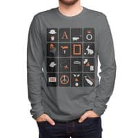 Pictures and Conversations - mens-long-sleeve-tee - small view