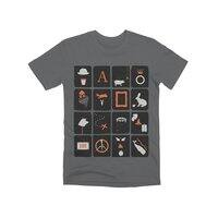Pictures and Conversations - mens-premium-tee - small view