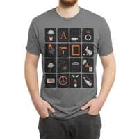 Pictures and Conversations - mens-triblend-tee - small view