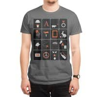 Pictures and Conversations - mens-regular-tee - small view