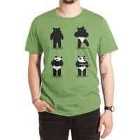 Bank Robbery Bear - mens-extra-soft-tee - small view