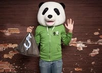 Bank Robbery Bear - zipup - small view