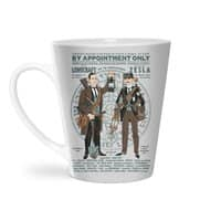 By Appointment Only - latte-mug - small view