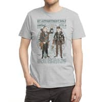 By Appointment Only - mens-regular-tee - small view