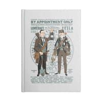 By Appointment Only - notebook - small view