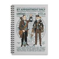By Appointment Only - spiral-notebook - small view