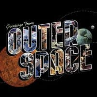 Greetings from Outer Space - small view