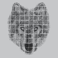 A Patchwork Wolf - small view