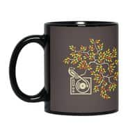 The Outdoor Mix - black-mug - small view
