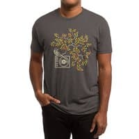 The Outdoor Mix - mens-triblend-tee - small view