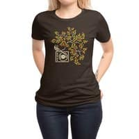 The Outdoor Mix - womens-regular-tee - small view