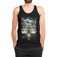 Natural Collapse - mens-jersey-tank - small view
