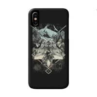 Natural Collapse - perfect-fit-phone-case - small view