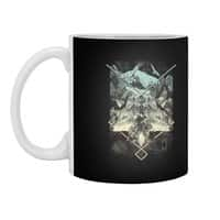 Natural Collapse - white-mug - small view
