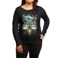 Natural Collapse - womens-long-sleeve-terry-scoop - small view