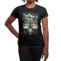 Natural Collapse - womens-regular-tee - small view