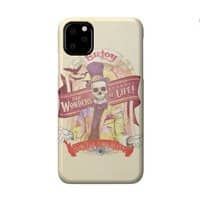 The Greatest Spectacle Ever! - perfect-fit-phone-case - small view