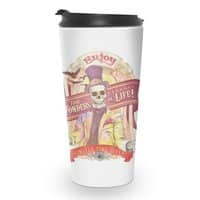 The Greatest Spectacle Ever! - travel-mug - small view