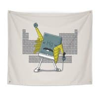 Freddie Mercury - indoor-wall-tapestry - small view
