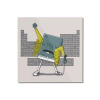 Freddie Mercury - square-mounted-acrylic-print - small view