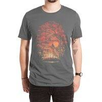 Burning in the Skies - mens-extra-soft-tee - small view