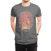 Burning in the Skies - mens-regular-tee - small view