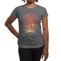Burning in the Skies - womens-regular-tee - small view