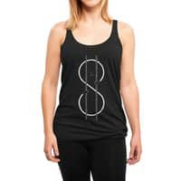 Crisis - womens-triblend-racerback-tank - small view