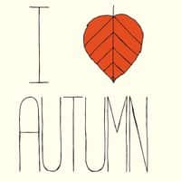 I Love Autumn - small view